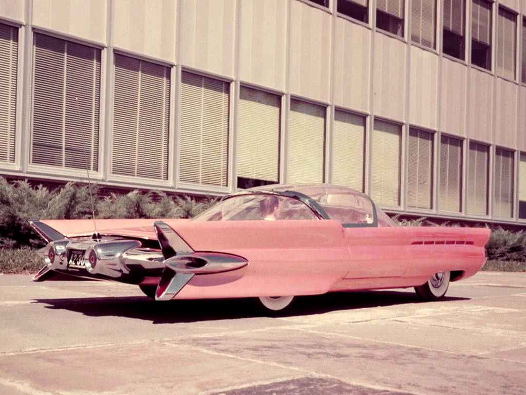 Lincoln Futura Concept '55