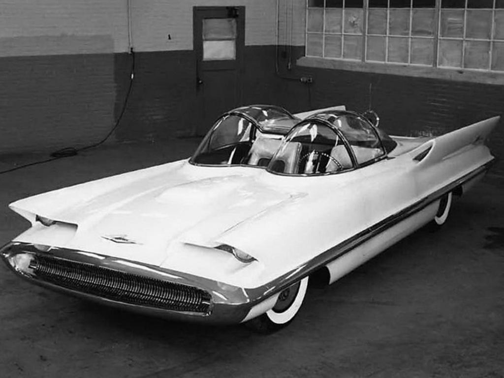 Ford La Tosca '55