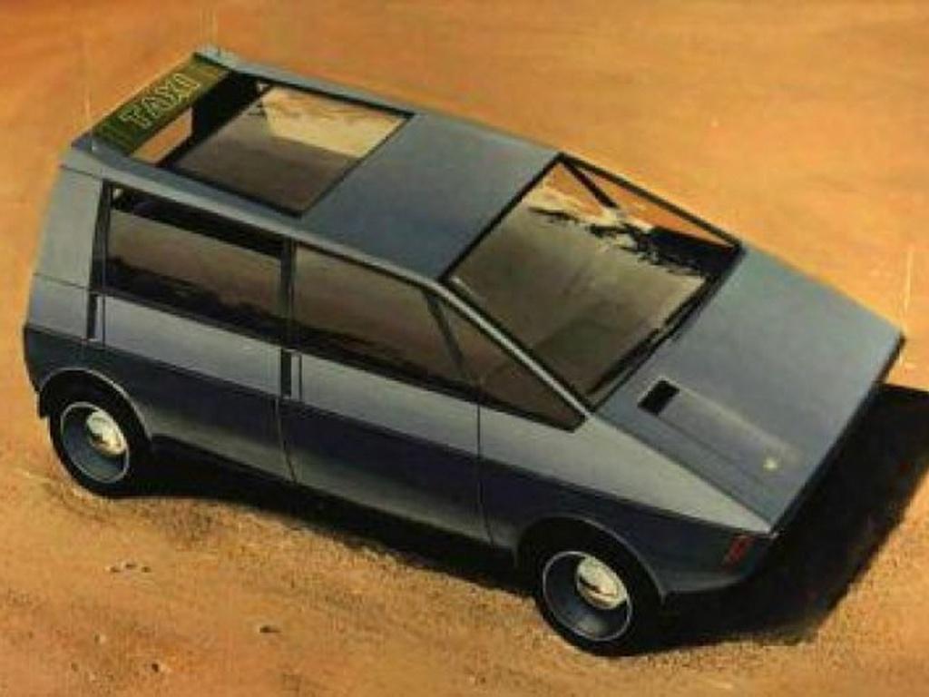 Heuliez Taxi H4 '72