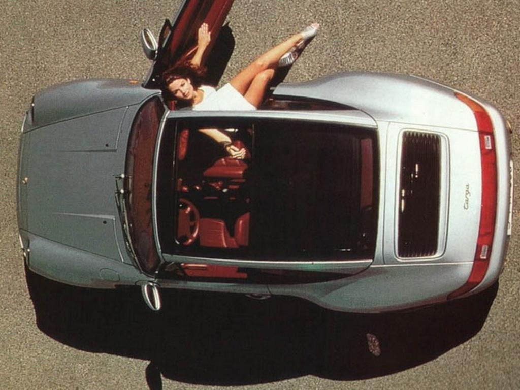 Porsche 911 Targa '85